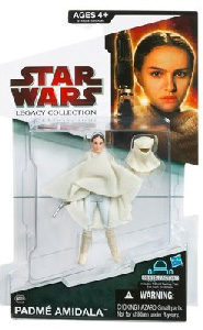 SW Legacy Collection - Build a Droid - Black Card - Padme Amidala