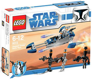 LEGO Star Wars - Assassin Droids Battle Pack 8015