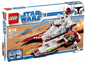 LEGO Star Wars - Clone Wars  Republic Fighter Tank 7679
