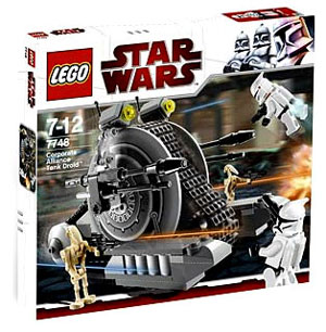 LEGO Star Wars - Clone Wars Corporate Alliance Tank Droid 7748