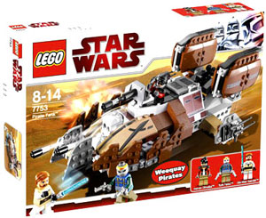 LEGO Star Wars - Exclusive Pirate Tank 7753