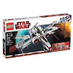 LEGO Star Wars - ARC-170 Starfighter 8088