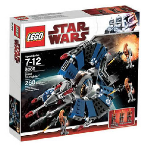 LEGO Star Wars -Droid Tri-Fighter 8086