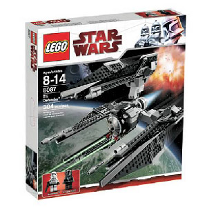 LEGO Star Wars - Tie Defender 8087