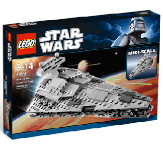 LEGO Star Wars - Midi-Scale Imperial Star Destroyer 8099
