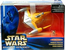 Action Fleet Naboo Fighter