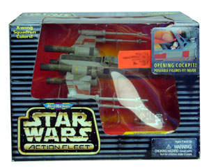 Micro Machines: X-Wing