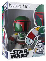 Mighty Muggs - Boba Fett