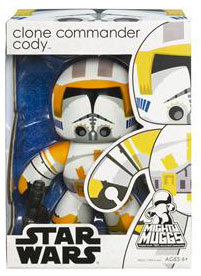 Mighty Muggs - Clone Commander Cody