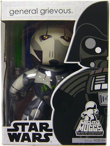 Mighty Muggs - General Grievous