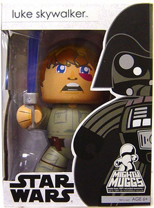 Mighty Muggs - Luke Skywalker Bespin