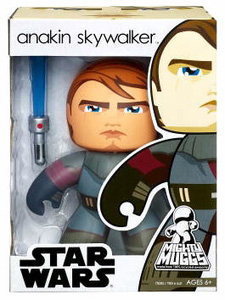 Mighty Muggs - Clone Wars Anakin