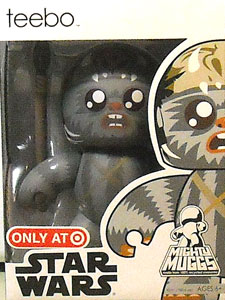 Mighty Muggs - Teebo Exclusive