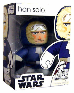 Mighty Muggs - Han Solo Hoth Version