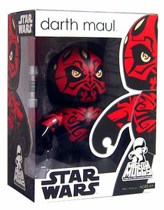 Mighty Muggs - Darth Maul No Robe Version 2