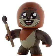 Mighty Muggs - Wicket The Ewok