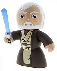 Mighty Muggs - Old Obi-Wan Kenobi