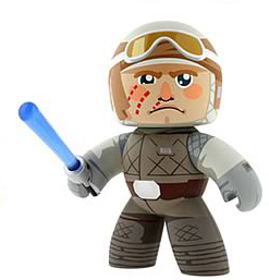 Mighty Muggs - Luke Skywalker Hoth Version