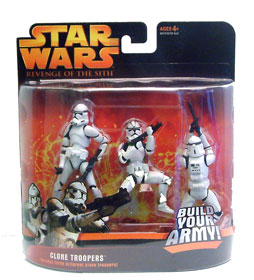 Build Your Clone Trooper Army