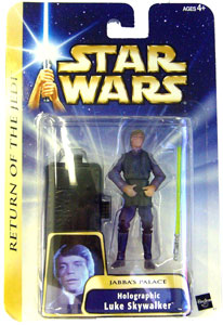 Holographic Luke Skywalker Jedi Knight