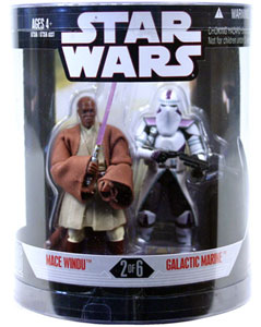 Order 66 - Mace Windu and Galactic Marine