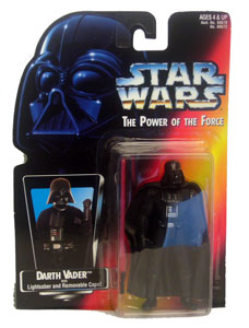 POTF: Darth Vader with Lightsaber