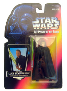 POTF - Red: Jedi Knight Luke Skywalker
