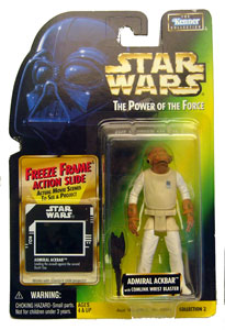 POTF - Green: Freeze Frame Admiral Ackbar