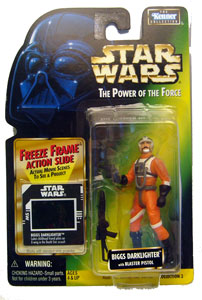 POTF - Green: Freeze Frame Biggs Darklighter