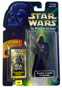 POTF - Green: Flashback Darth Vader