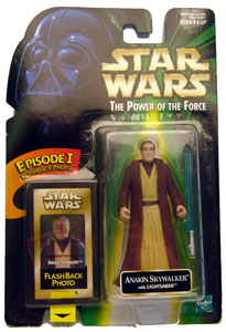 POTF - Green: Flashback Anakin Skywalker