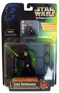 POTF - Green: Electronic Power FX - Luke Skywalker