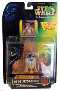 POTF - Green: Electronic Power FX - R2-D2 Artoo-Detoo