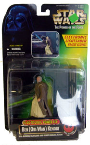 POTF - Green: Electronic Power FX - Ben(Obi-Wan) Kenobi