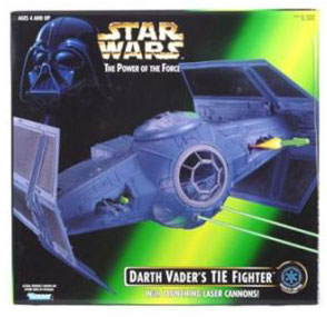 POTF - Darth Vader Tie Fighter