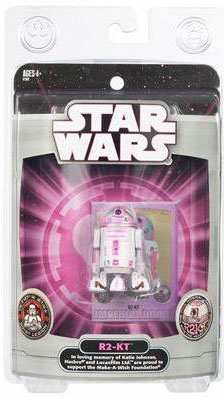 SDCC - R2-KT Droid Exclusive