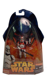Red Clone Trooper - 6