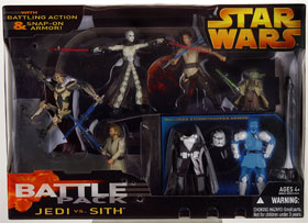 Jedi Vs. Sith - Battle Pack
