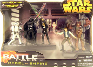 Rebel Vs. Empire - Battle Pack