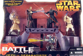 Jedi Vs. Separatists - Battle Pack