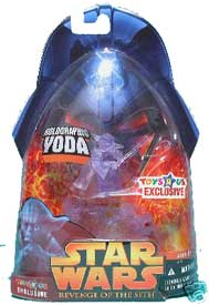 Holographic Yoda Exclusive