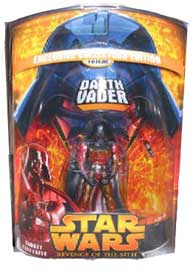 Lava Reflection Darth Vader Exclusive