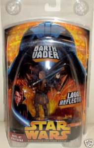 ROTS - Duel at Mustafar Darth Vader - Lava Reflection