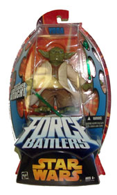 Force Battler Yoda