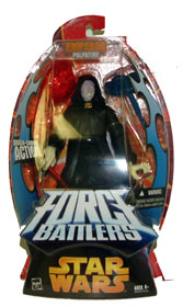Force Battler Emperor Palpatine