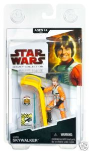 SDCC - Legacy Collection Luke Skywalker X-Wing Pilot