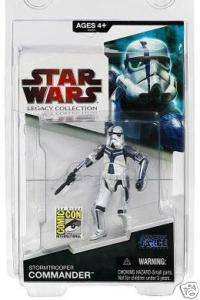 SDCC - Legacy Collection Stormtrooper Commander
