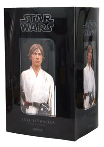 LUKE SKYWALKER PREMIUM Statue Sideshow Collectibles