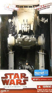 Legacy Collection AT-ST with AT-ST Driver Exclusive