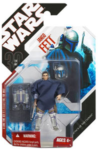 30th Anniversary 2008 - Jango Fett with Poncho
